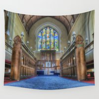 destiny Wall Tapestries featuring Eternal Destiny by Ian Mitchell