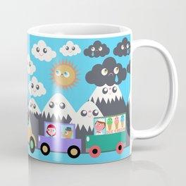 Driving Coffee Mug