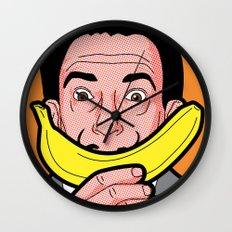 Pop Icon - Salvador Warhol Wall Clock