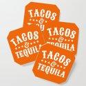 Tacos & Tequila (Orange) by creativeangel