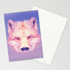 Fox You, Fox Me Stationery Cards