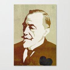 Joseph Conrad Canvas Print