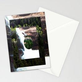 TREE FALLS Stationery Cards