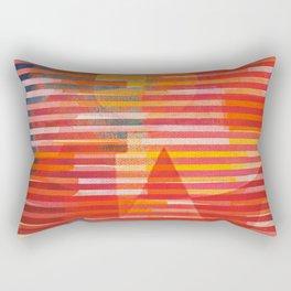 Calma a Mezzogiorno Rectangular Pillow