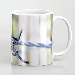 Barbed Coffee Mug