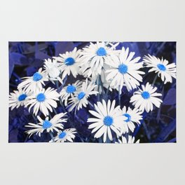 COMMON DAISY  Rug