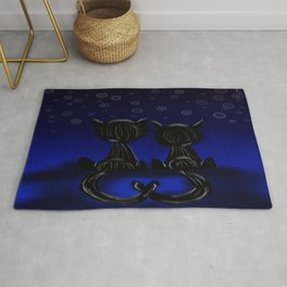 The Lovers' Dream Rug