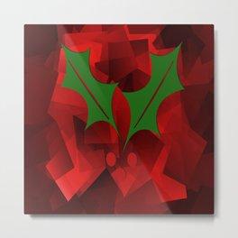 Merry Yule... Metal Print