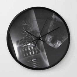 Vodka Visions Wall Clock