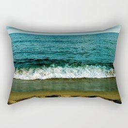 Crash with Colours Rectangular Pillow