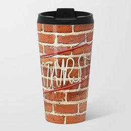 Upstairs Travel Mug