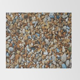 Pebble Beach Throw Blanket