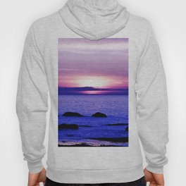 Dusk on the Saint-Lawrence Hoody