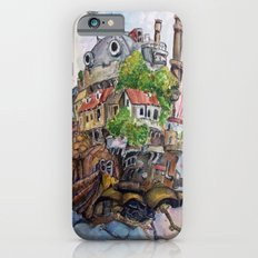 Howls Moving Castle Painting 2 iPhone 6s Slim Case