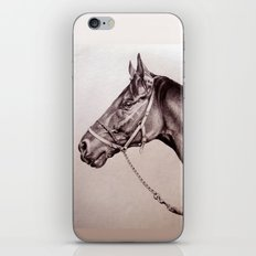 Sir Alfred - Racehorse iPhone & iPod Skin