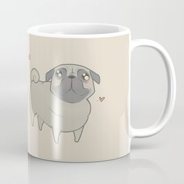 Corgi and pug Coffee Mug