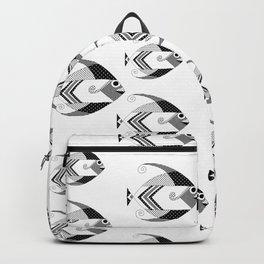 Decorative Fish Backpack