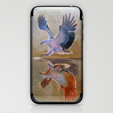 eagle hunting iPhone & iPod Skin