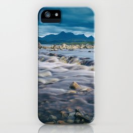 Mountain Bliss iPhone Case