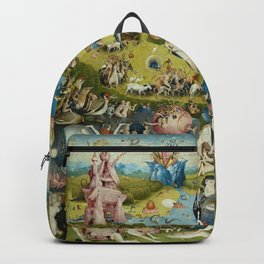 The Garden of Earthly Delights Backpack