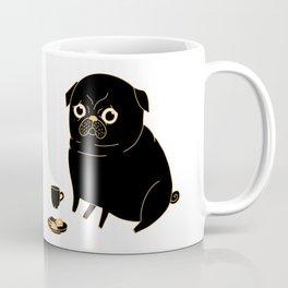 Tea Pug Coffee Mug