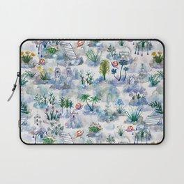 Immaculate Garden Laptop Sleeve
