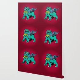 Fu Dog Wallpaper