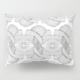 Pacific Lines Pillow Sham