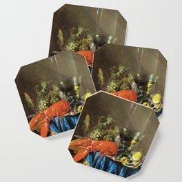 Cornelis De Heem - Still Life With Lobster Coaster