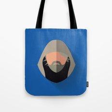 Luke Flat Design Episode VII Tote Bag