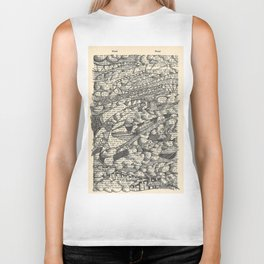 Rolling with the Wind Biker Tank
