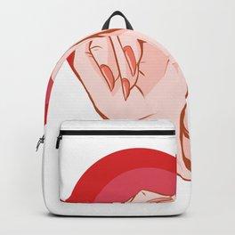 Pinky Promise Pinky Swear Backpack