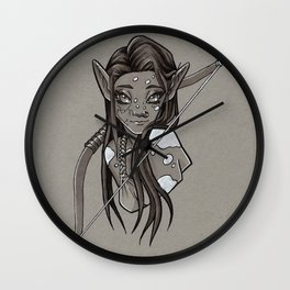 Saggitarius Wall Clock