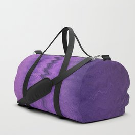 Purple daze 17 Duffle Bag