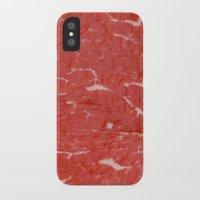 nietzsche iPhone & iPod Cases featuring Carnivore by pixel404