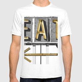 Retro Diner Sign T-shirt