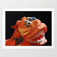 Chinese Lantern DPG150525-515 Art Print