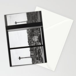 The Needle in its Natural Habitat Stationery Cards