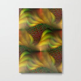 for seamless wallpapers and more -5- Metal Print