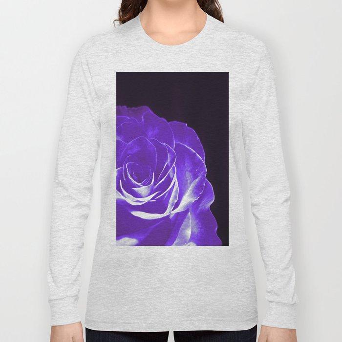 Colours Rose W Long Sleeve T-shirt