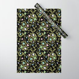 Midnight Moths Wrapping Paper