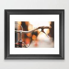 As Easy As... Framed Art Print