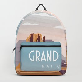Grand canyon national park united states Backpack