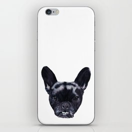 Frenchie Bella iPhone Skin