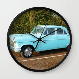 Classic Consul Wall Clock