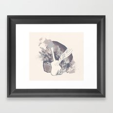 Play Guitar Framed Art Print