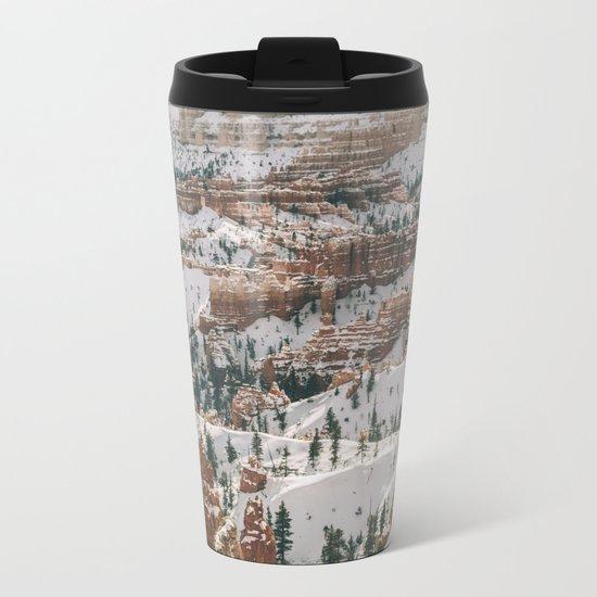 Bryce Canyon National Park Metal Travel Mug
