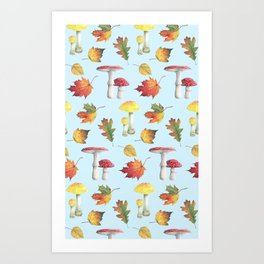 Sweet Botanical Art Print