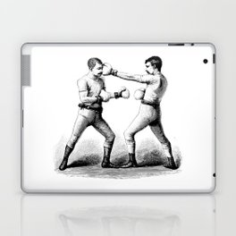 Men with Mustaches Laptop & iPad Skin