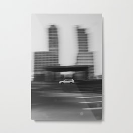 single car Metal Print